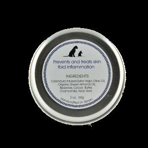 Hautfalten Balsam für faltige Hundegesichter