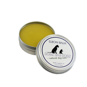 Balsam für Liegeschwielen bei Hunden