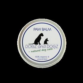 Pfotenbalsam für trockene Hundepfoten